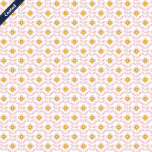 tela impermeable rosa