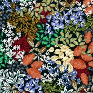 Viscosa de flores y plantas