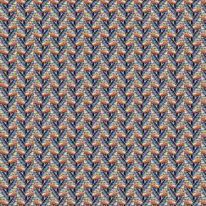 Viscosa africana azul