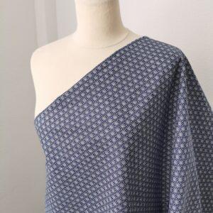 Tela kimono asanoha marino