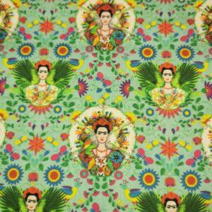 satén verde jade Frida