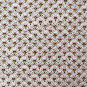 Algodón rosa plumas