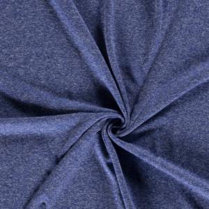 punto jaspeado azul vaquero