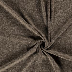 Punto jaspeado gris topo