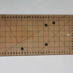Regla de patchwork de 15×30