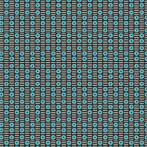 Algodón fondo gris geométrico