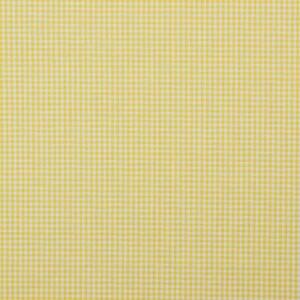 Vichy amarillo y blanco