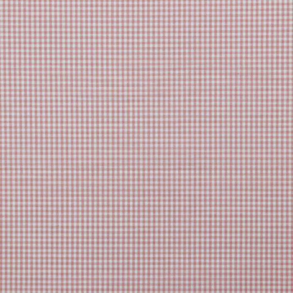 tela de cuadros rosa y blanco