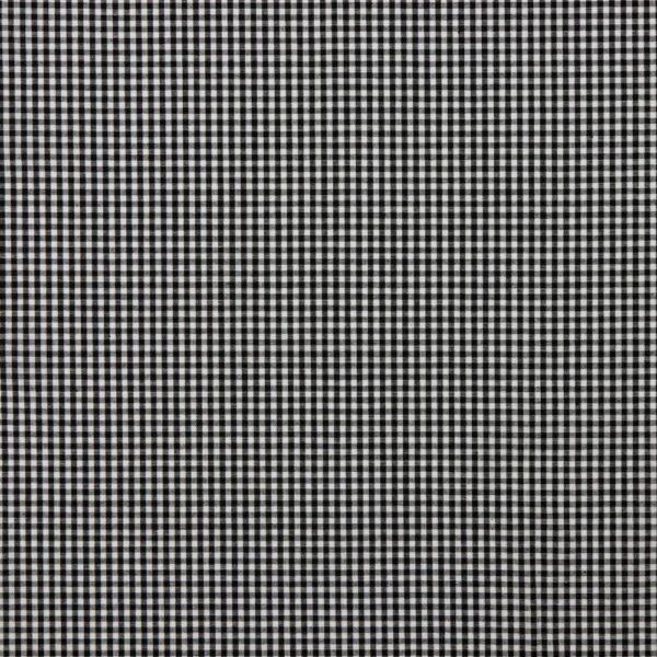 tela de cuadros negra y blanca