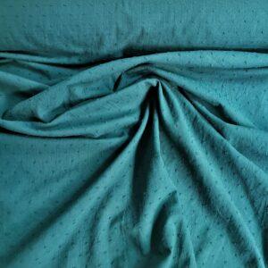 plumeti azul petróleo